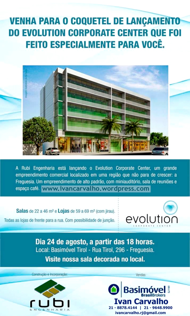 Evolution Corporate Center