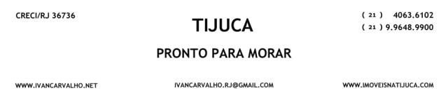 Imóveis avulsos - Tijuca