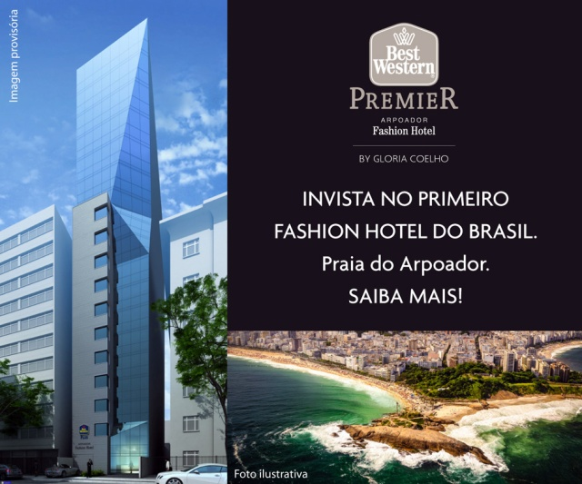 Best Western PREMIER Arpoador Fashion Hotel by Gloria Coelho
