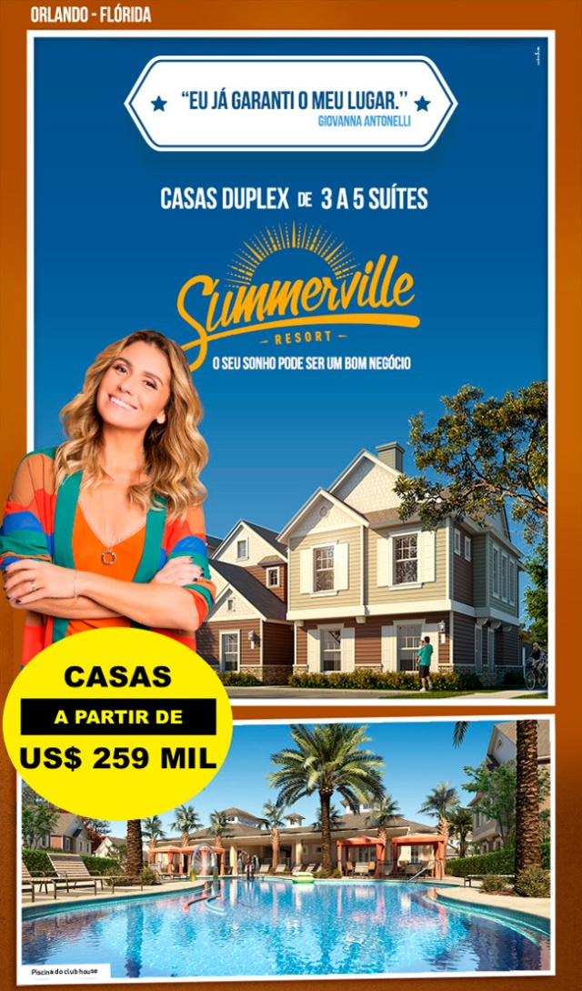 Summerville Resort - Townhouses | Orlando - Flórida