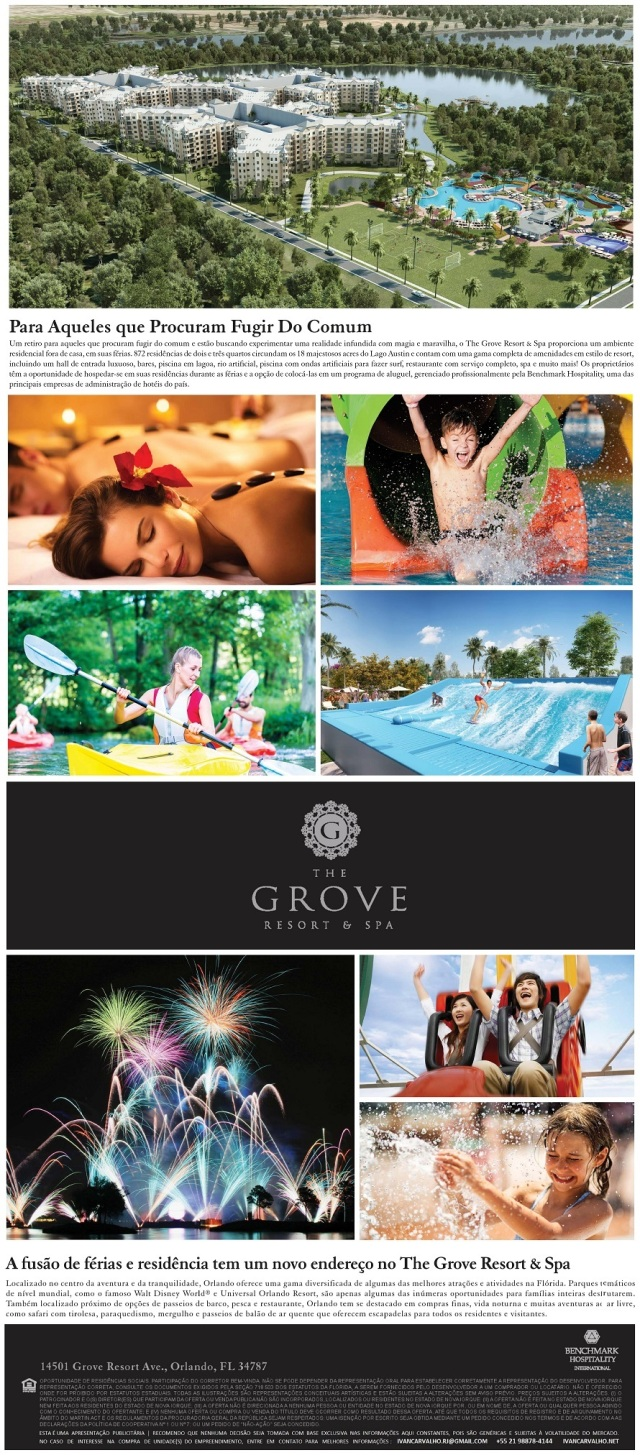 The Grove Resort Spa - Orlando - Florida